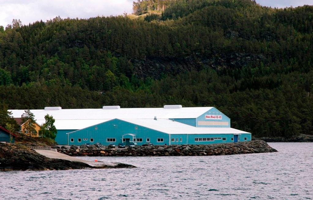 Tønnefabrikken in Jelsa