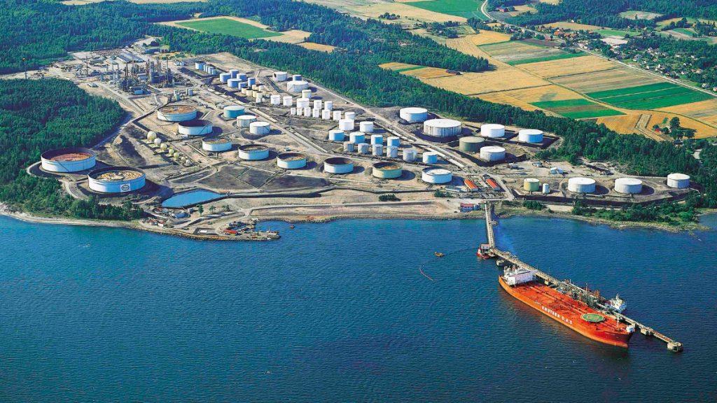 Slagentangen - Photo: ExxonMobil